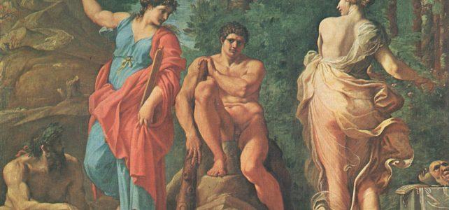 Qual der Wahl  – Herakles am Scheideweg
